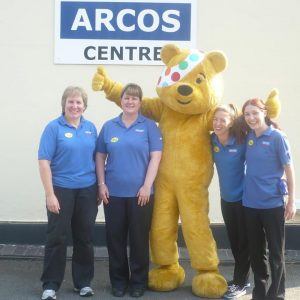 ARCOS and Pudsey