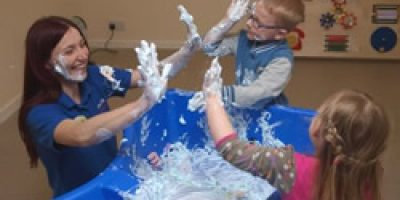 SMILE Messy Play